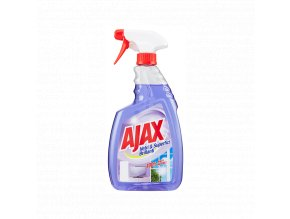 ajax vetri e superfici brillanti trigger 750 ml