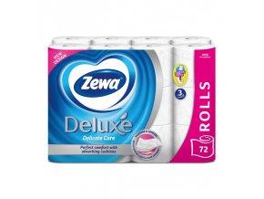 Zewa Deluxe delicate care 72ks