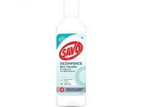 Savo Dezinfekcia bez chlóru na podlahy antibakteriálne 1 l