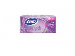 zewa papir zsebkendo deluxe lavender dreams 90 db