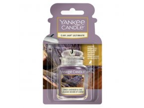 Yankee Candle Car Jar Dried Lavender Oak 600x600