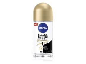 nivea invisible black white silky smooth gulickovy antiperspirant bez alkoholu 3