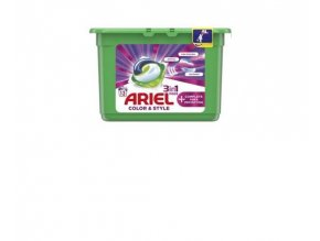 Ariel 3in1 Complete gélové kapsule 13ks