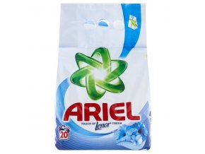 Ariel Touch of Lenor prášok na pranie 2kg 20PD