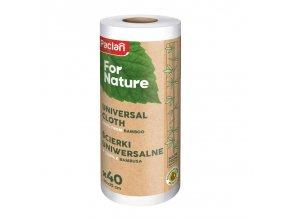 paclan for nature univerzalne rozlozitelne bambusove utierky 40ks rolka rozmer 25x40cm 1598250566 paclan for nature univerzalne rozlozitelne bambusove utierky 40ksrolka rozmer 25x40cm