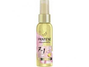 PANTENE PRO-V suchý olej na vlasy Oil Mist 7v1 Biotin + Rose Water 100 ml