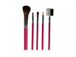 Lora Beauty Make-up štetce na make-up 5ks