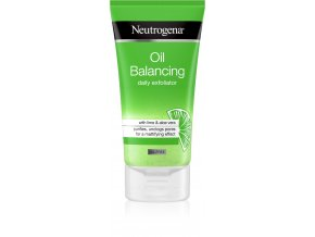 neutrogena oil balancing osviezujuci pletovy peeling