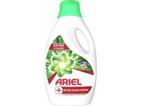 ariel praci gel extra clean power
