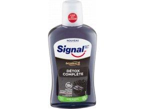 signal ustna voda integral 8 detox complete charcoal
