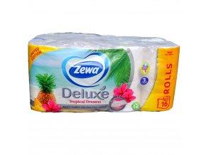 Zewa Deluxe Tropical Dreams Toalettpapir 16 Tekercs 3 Retegu
