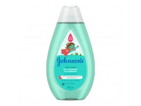 johnsons baby soft and shiny 2in1 shampoo and conditioner compressor