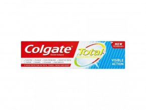 15230 colgate total visible action zubna pasta 75ml