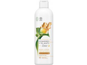 dove powered by plants body lotion gingers9