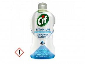 25144 cif titanium higienikus kezi mosogatoszer 450 ml full