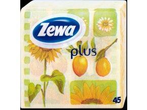 zewa szalveta plus napraforgo mintas 1 retegu