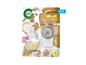 air wick essential oils christmas cookie vanocni cukrovi elektricky stroj osvezovac nahradni napln 19 ml