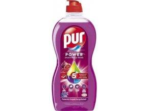 detergent de vase pur power fig pomegranate 450ml de auchan ro 1605548897