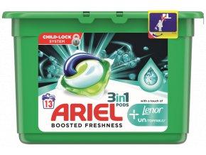 23674 detergent capsule ariel all in one pods plus oxi effect 13 spalari copie 368 6849