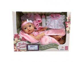 Gigo 16in Deluxe Newborn Baby Doll Gift Set large