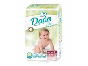 Dada Extra Soft Maxi+ 4 Eko plienky 48ks 7 18kg