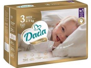 Dada Premium Extra Care 3 midi 4 9kg 40ks