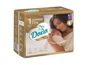 Dada Premium Extra Care Little One 1 Newborn plienky 2 5kg 23ks