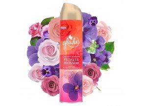 Glade Petals & Blossom osviežovač vzduchu 300ml