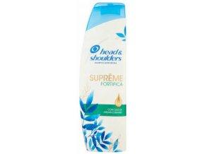 Head & Shoulders Supreme Smooth šampón 400ml
