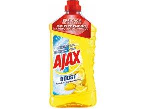 AJAX Baking Soda & Lemon Boost čistiaci prostriedok na podlahy 1l