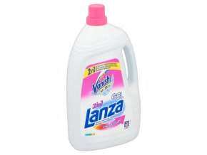 Lanza 2v1 Biela Vanish Ultra prášok na pranie 300g 4praní
