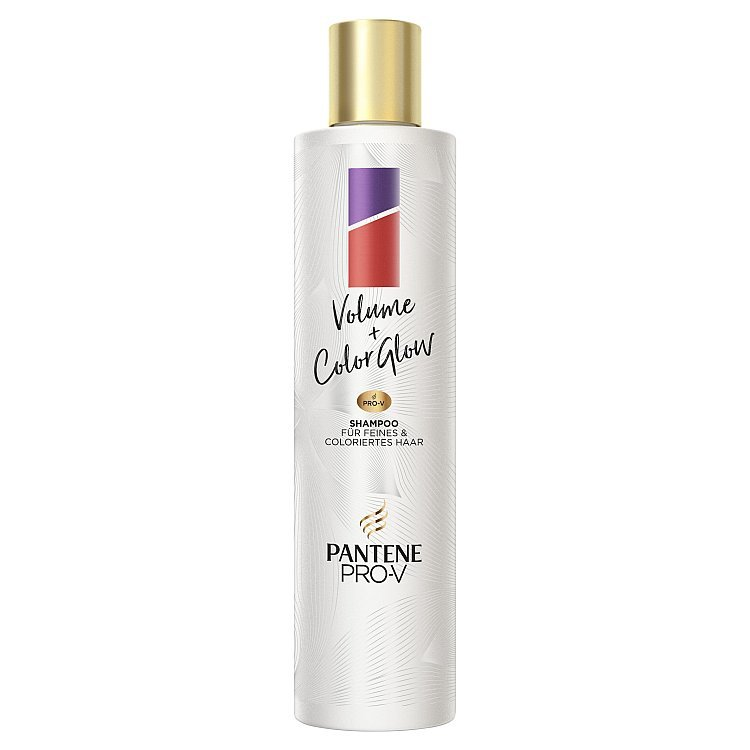 Pantene Pro-V Hair Volume + Color Glow šampón 250ml