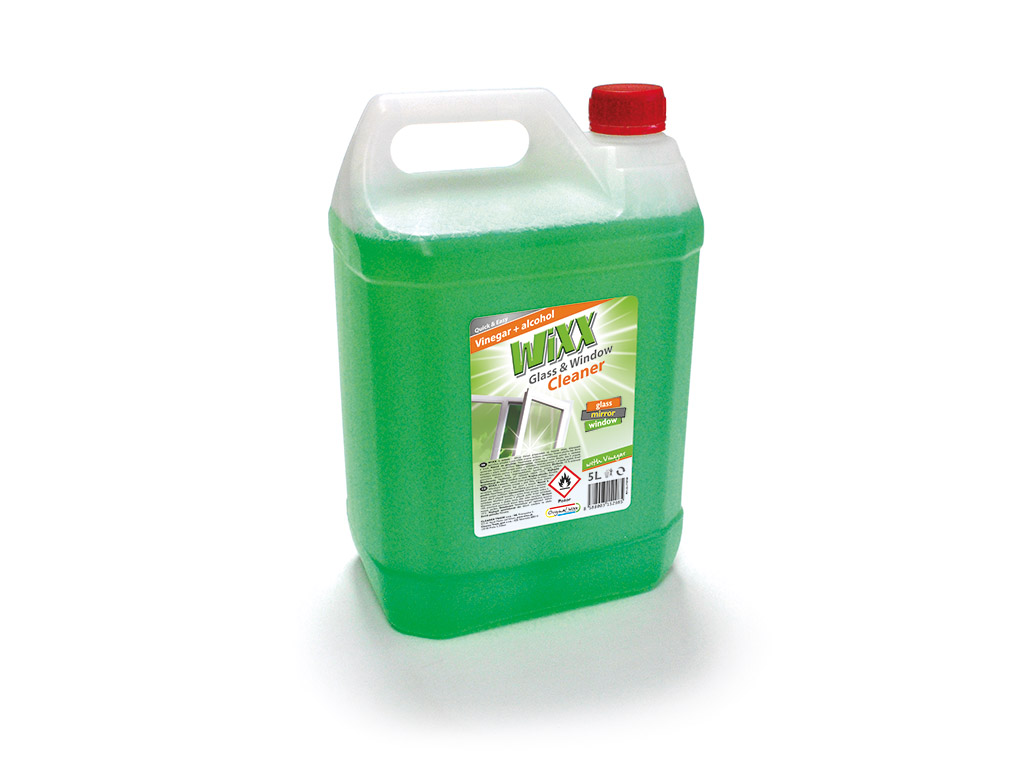 WIXX Vinegar čistič na okná 5l