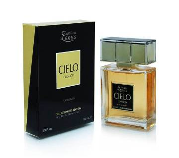 Creation Lamis Cielo Black DLX EDP 100ml (alternatíva Chanel Coco Noir)