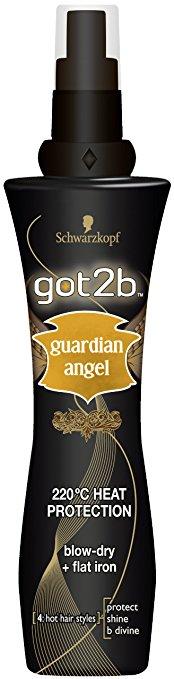 Got2b Guardian Angel blow dry + flat iron 200ml