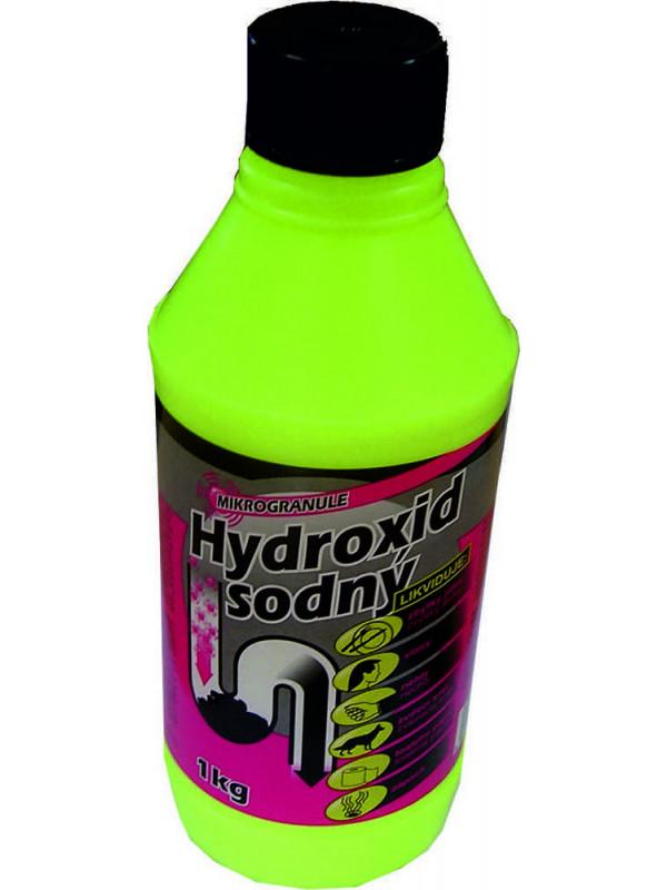 Hydroxid sodný čistič odpadov neon 1kg