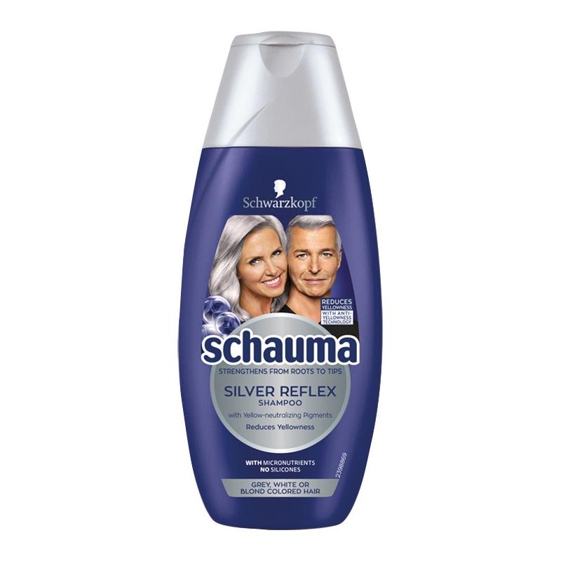Schauma Silver Reflex šampón na vlasy 400ml