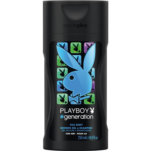 Playboy 2in1 Generation sprchový gél 250ml