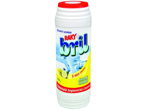 Bril Citrón Professional čistiaci prášok 450g