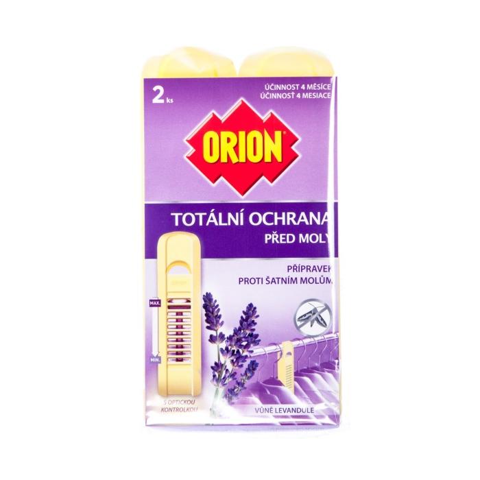 ORION Levander Totálna ochrana proti moliam 2ks
