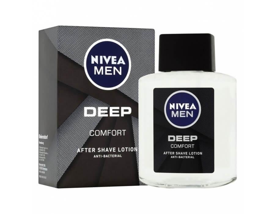 Nivea Men Deep Comfort voda po holení 100ml