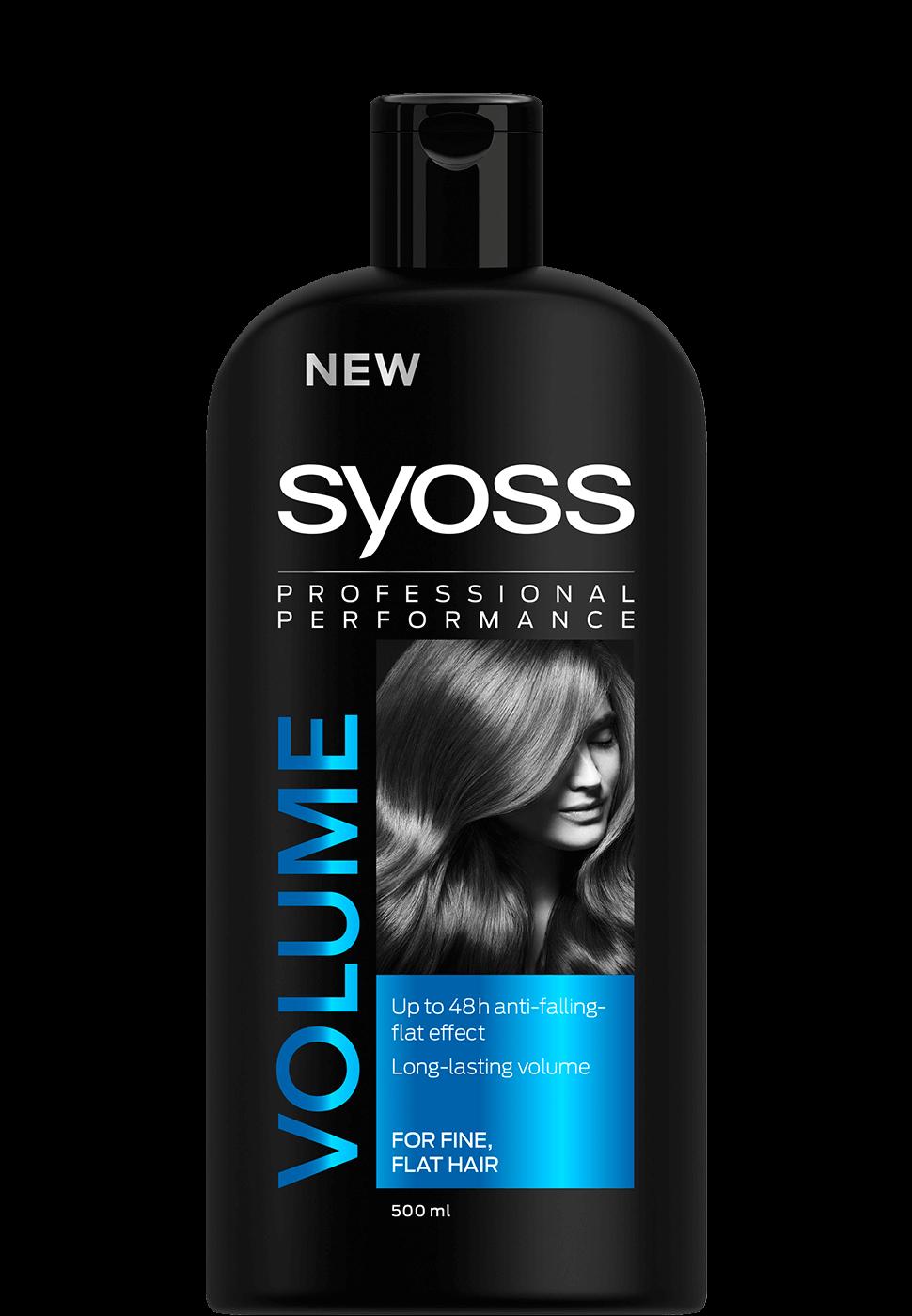 Syoss Volume šampón na vlasy 500ml