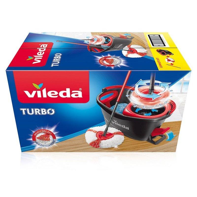 Vileda Turbo Complet set