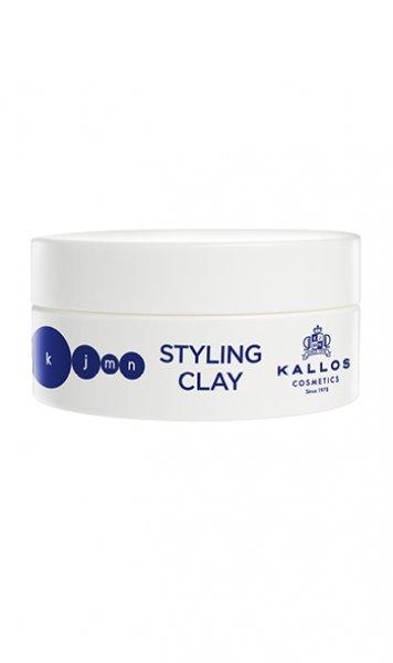 Kallos Kjmn Styling Clay - modelovacia hlina, 100 ml