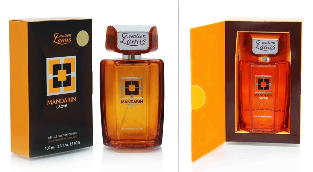 Creation Lamis- Mandarin Groove Men EDT 100ml (alternatíva Hugo Boss Orange)