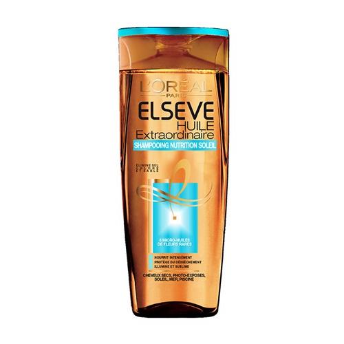 L'Oréal L'Oréal Elseve Extraordinary Oil Sun Nutrition šampón na vlasy 250ml