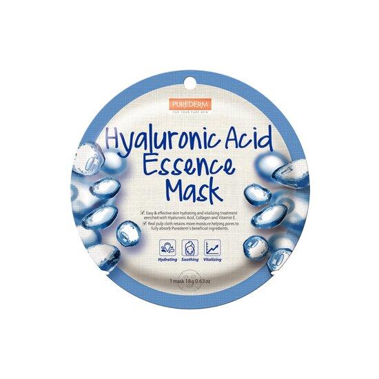 Purederm maska na tvár s kyselinou hyalurónovou