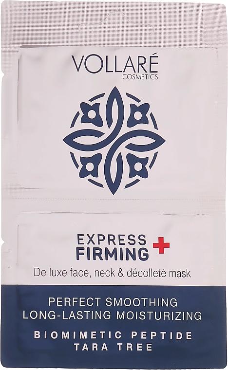 Vollaré Express Firming maska na tvár