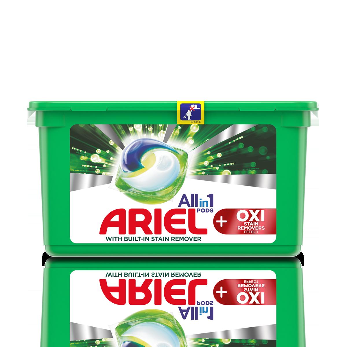 Ariel All in1 Pods Oxi gélové kapsule 13ks
