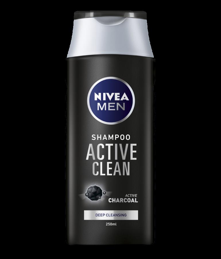 Nivea Men Active Clean šampón na vlasy 400ml